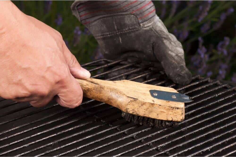 The Best Way to Clean a Charcoal Barbeque Grill